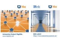 Aktualisierte Flyer zur DigiBib und zur DBS erschienen