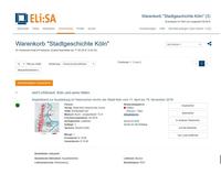 Produktionsstart von ELi:SA