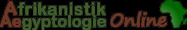 Afrikanistik Aegyptologie Online