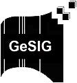 GeSIG e.V. - GeSIG-Logo Das Netzwerk Fachinformation
